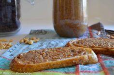 Cinnamon Raisin Peanut Butter - Delicious Knowledge