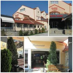 Hotel Kapri Bitola Located 4 km from Pelister National Park with the Baba Mountains, Hotel Kapri in Bitola is 14 km away from the Greek border. It provides free Wi-Fi and free parking.