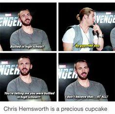 Their both precious Cupcakes :)