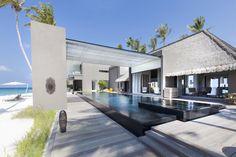 La Owner's Villa du Cheval Blanc Randheli aux Maldives