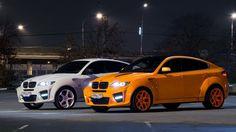 BMW X6 G-Power :)