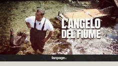 L'angelo del Sarno: da cinque anni pulisce la sorgente del fiume più inquinato d'Europa