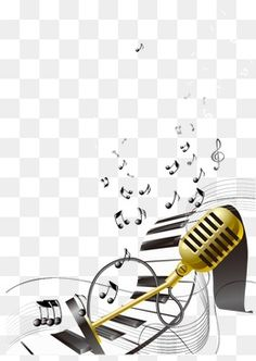 Music,microphone PNG and Clipart Music Flyer, Music Logo, Music Icon, Dj Music, Music Notes, Cool Background Music, Banner Background Images, Yellow Background, Lounge Mirrors