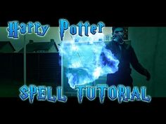 魔法火焰 After Effects - Harry Potter Spells - Tutorial - YouTube