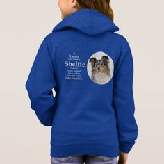 Timmy's Blue Merle Sheltie Hoodie - animal gift ideas animals and pets diy customize
