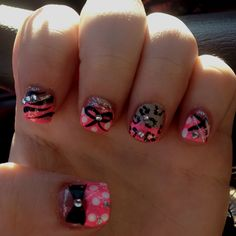 Gonna have to go have this done!! Too cute!