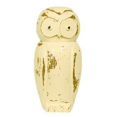 Owl Statuette