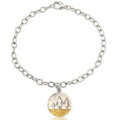 Me, You & Mum on the Beach Bracelet