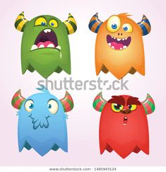 Find Cartoon Monsters Set Halloween Vector Set stock images in HD and millions of other royalty-free stock photos, illustrations and vectors in the Shutterstock collection. Thousands of new, high-quality pictures added every day. Monster Design, Monster S, Cartoon Monsters, Halloween Vector, Vector Design, Bowser, Pikachu, How To Draw Hands, Royalty Free Stock Photos