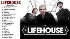 Lifehouse's Greatest Hits || The Best Of Lifehouse (Full Album)