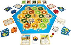 3-4 Players, 60 minute playing time Tons of replay value New graphics, board and cards.   toys4mykids.com