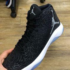 Homme Nike Air Jordan ULTRA.FLY Noir/Blue