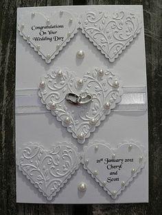 Wedding Card by barbra