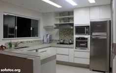Deixe sua casa muito mais moderna com uma linda cozinha planejada