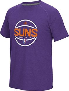NBA Phoenix Suns Mens PreGame Graphic Climacool Ultimate Short Sleeve Tee  Medium Purple -- Check out this great product. 1c1b610f7