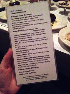 @3TV Phoenix previews the #ARW menu at White Chocolate Grill. Make a reservation at www.arizonarestaurantweek.com