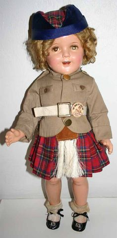 Image detail for -My Shirley Temple Composition Doll Collection
