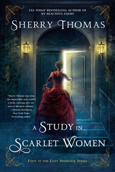 Elizabeth's Pick - A Study in Scarlet Women by Sherry Thomas