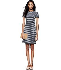 KAMILLA DRESS - TORY BURCH