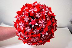 Will Fold For Paper!: Wedding Bouquets