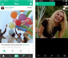 Vine para iOS ahora permite seguir canales y también importar y compartir vídeos de la carpeta de media del terminal, como así también de otras aplicaciones.