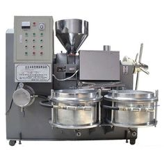 Cold Coconut Oil Extraction Machine