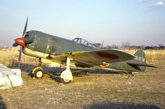 Description Nakajima Ki-84 (Army