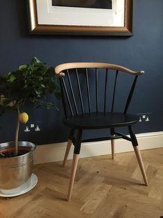 Refurbished Furniture, Upcycled Furniture, Painted Furniture, Home Furniture, Furniture Design, Decoupage Furniture, Refinished Chairs, Ercol Furniture, Fireplace Furniture