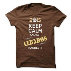 Buy It's an thing LEBARON, Custom LEBARON T-Shirts Check more at http://designyourownsweatshirt.com/its-an-thing-lebaron-custom-lebaron-t-shirts.html