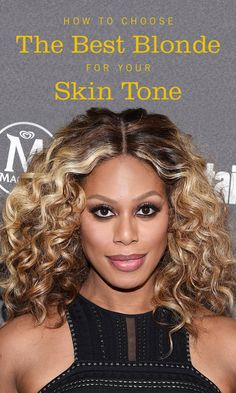 How to Choose the Best Blonde for Your Skin Tone