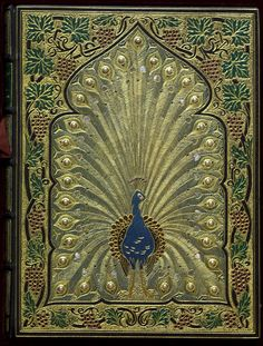 Sangorski & Sutcliffe, London, est. 1901. One of the most important bookbinders of the 20th century, famous for luxurious jeweled bindings using real gold and precious stones.