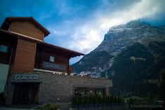 Glacier Boutique Hotel in Grindelwald: Design meets the Eiger North Face Eiger North Face, Swiss Alps, Switzerland, Mount Everest, The North Face, Boutique, Real Estate, Europe, Mountains