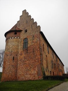 This was another piece of Danish architecture that I was looking at in relation to the castle. Modern Scandinavian Interior, Scandinavian Architecture, Denmark Castles, Kingdom Of Denmark, Chateau Medieval, Gothic Buildings, Scandinavian Countries, Beautiful Castles, Copenhagen Denmark