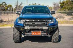 Predator Bull bar, Ford Ranger Raptor, 2018 on Ranger 4x4, Ford Ranger Raptor, Ford Raptor, Ford Trucks, Pickup Trucks, Mercedes Amg Gt R, Ford Ranger Wildtrak, 6x6 Truck, Vw Amarok