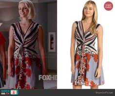 Quinn Fabray Fashion on Glee Quinn Fabray, Casual Work Outfits, Cool Outfits, Jean Outfits, Glee Fashion, Fashion Outfits, Nice Dresses, Casual Dresses, Floral Dress Outfits