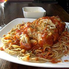 Italian Spiced Baked Chicken