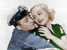 "Bing Crosby & Carole Lombard from the film ""We're Not Dressing"" Carole Lombard, Classic Actresses, Beautiful Actresses, Vintage Hollywood, Classic Hollywood, Jack Benny, Bing Crosby, Let's Pretend, Famous Men"
