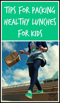 We give these healthy boxed lunch ideas an A+!  | via @FitBottomedGirl