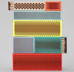 hay matchboxes