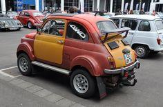 Fiat 500 4WD