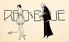William Faulkner's Little-Known Jazz Age Drawings, with a Side of Literary Derision – Brain Pickings