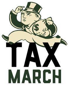 Tax March - 4.15.17
