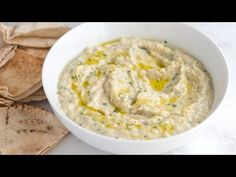 DEC-15: Baba Ganoush Recipe – Amazing Roasted Eggplant Dip 12/15: Used roasted garlic, and the olive oil from roasting was drizzled on top. Yummy!