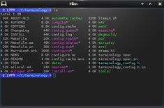 Linux Terminal Emulator is one of the useful tools for everyone including newbie or advanced users. It let you use and interact with the Linux shell.