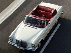 Mercedes Benz – One Stop Classic Car News & Tips Mercedes Benz Coupe, Mercedes 220, Mercedes S Class, Mercedes Convertible, Merc Benz, Good Looking Cars, Classic Mercedes, Best Classic Cars, Bmw