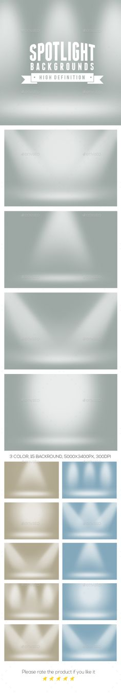 Spotlight Backgrounds. Download here: http://graphicriver.net/item/spotlight-backgrounds/14093570?ref=ksioks