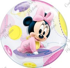 Busta 1pz Order Balloons, Bubble Balloons, Foil Balloons, Latex Balloons, Bubbles, Mossy Oak Baby, Mickey Baby Showers, Baby Mickey Mouse, The Balloon