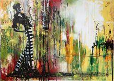 Contemporary ART by Ramon Grosos on Behance