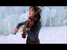 Dubstep Violin - Crystallize (Lindsey Stirling) - YouTube