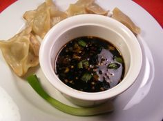 Dipping sauce for pot stickers